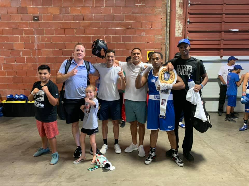 boxing trainers dallas