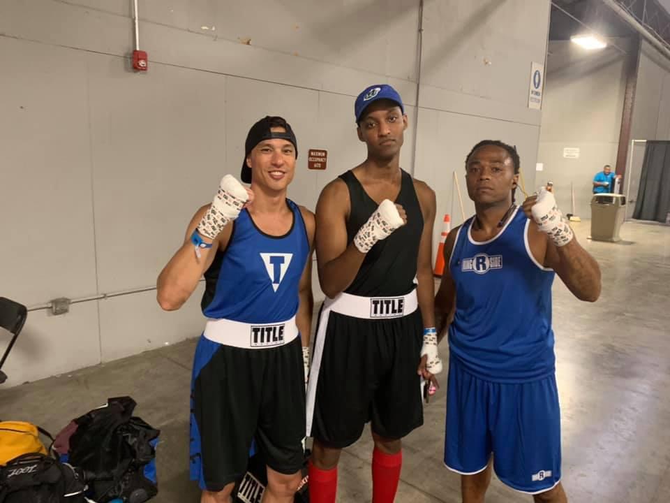 private boxing lessons plano